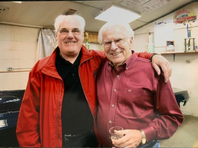 Gary & Bob