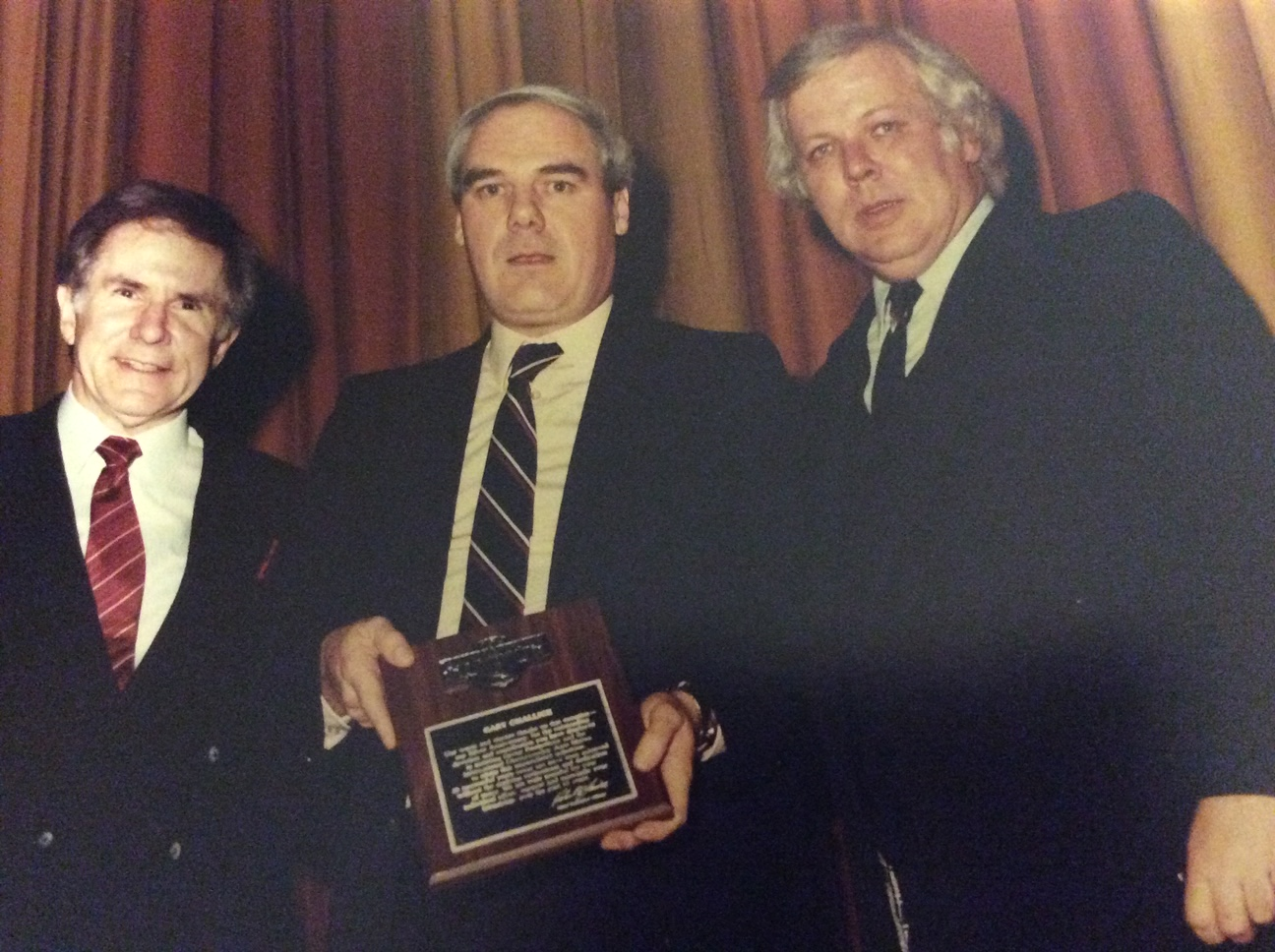 Bob, Gary & Bruce Robertson - SpeedSport Toronto 1986